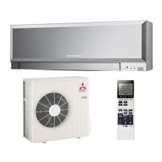 Сплит системы MITSUBISHI ELECTRIC MSZ-EF25VES/MUZ-EF25VE (серебро)