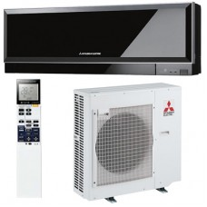 Сплит системы MITSUBISHI ELECTRIC MSZ-EF25VEB/MUZ-EF25VE (черный)